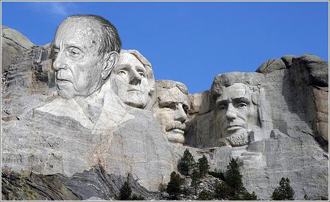 Fraga Rushmore
