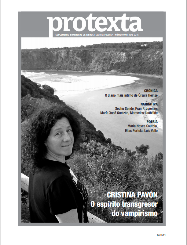 Entrevista no Magazine Cultural Galego – Montse Dopico